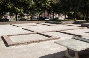 120 jarig bestaan van BS Cleijn Hasselt op het stenenkamerpark.